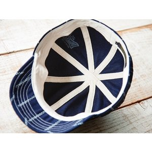 Dapper's(ダッパーズ)〜Special 8panel Work Cap〜|route66amboy|05