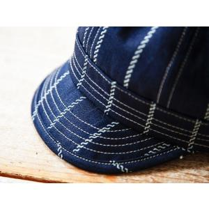 Dapper's(ダッパーズ)〜Special 8panel Work Cap〜|route66amboy|06