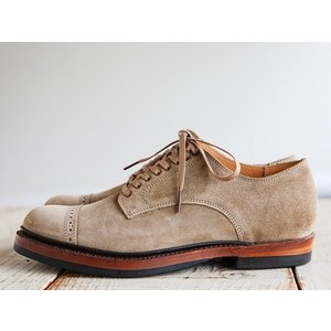 Makers(メイカーズ)〜WORK OUT BLUCHER SUEDE〜|route66amboy|03