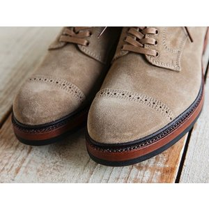 Makers(メイカーズ)〜WORK OUT BLUCHER SUEDE〜|route66amboy|05