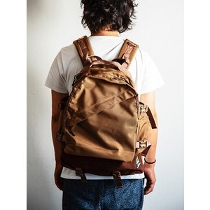COMFY(コムフィ)〜WEEKENDERZ BACK PACK C.BROWN〜|route66amboy