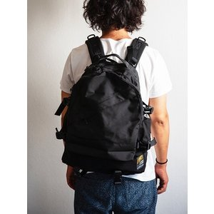 COMFY(コムフィ)〜WEEKENDERZ BACK PACK BLACK〜|route66amboy