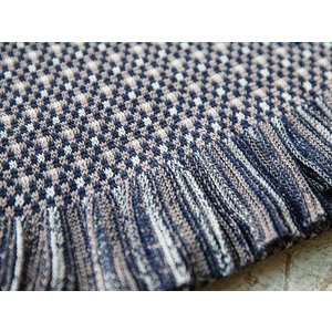 Dapper's(ダッパーズ)〜Russell Knitting Woolen Scarf〜|route66amboy|03