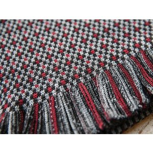 Dapper's(ダッパーズ)〜Russell Knitting Woolen Scarf〜|route66amboy|04