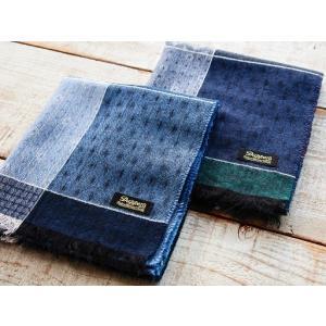 Dapper's(ダッパーズ)〜Process & Quilt Pattern Woolen Scarf QUILT〜|route66amboy|06