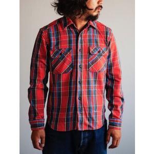 JELADO(ジェラード)〜Unionworkers Shirts Short Indigo〜|route66amboy