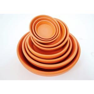 鉢 素焼 SPANG社製 受け皿 30個セット 内径5cm made in Germany スパング社|rovel