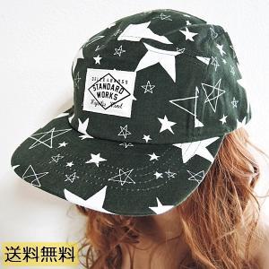 キャップ 帽子 星柄 ベースボールキャップ メンズ レディース スナップバック rovel