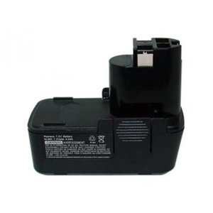 ●BOSCH GBM 7.2.GDR50.GNS 7.2V.GUS 7.2Vの2607335032対応バッテリー|rowa