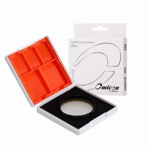 MC UV レンズ保護フィルター 55mm 薄枠 紫外線吸収 【ロワジャパン】|rowa
