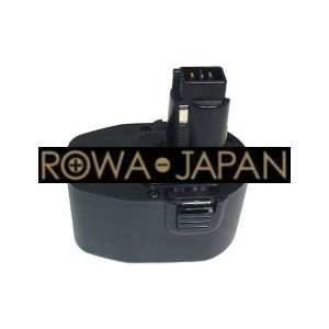 ●BLACK&DECKER CD1402K2.CD140GKR.KC1440.PS3625のPS140(1400mAh)対応バッテリー|rowa