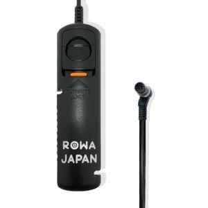 ニコン MC-30 対応 ミニ シャッター リモコン レリーズ 超軽量 AFロック機能付 ライターサイズ 【ロワジャパン】|rowa
