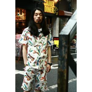 PAWN/ORNATE/SHIRT/半袖 rowdydog