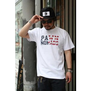 PAWN/FLAG/Tシャツ rowdydog