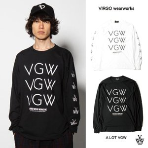 VIRGO wearworks A LOT VGW TEE|rowdydog