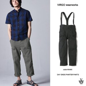 VIRGO wearworks DAY ENDS PAINTER PANTS 18|rowdydog