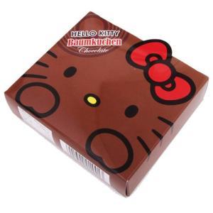 金城製菓 キティ バームクーヘン チョコ1個×2箱|royal-net
