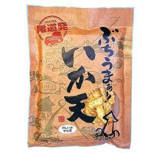 砂田食品 尾道発・ぶちうまぁーいか天 (のしいかやわ天) 105g|royal-net