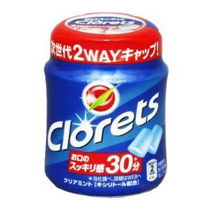 クロレッツXP クリアミント ボトル 140g|royal-net