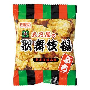 天乃屋  ぷち歌舞伎揚 13g×20袋 【1袋あたり30円】|royal-net