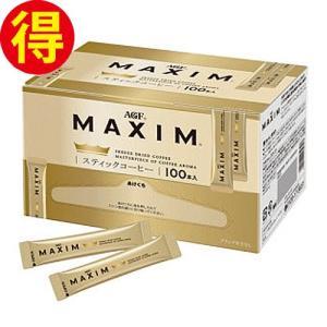 AGF マキシム スティックコーヒー MAXIM (2g×100袋入) royal-net