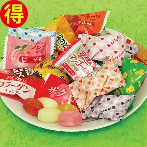 扇雀飴 Aピローキャンデー 1kg(約250粒)|royal-net