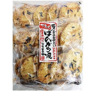 こめの里本舗 サクっとばんから焼 煎餅 せんべい 15枚入|royal-net