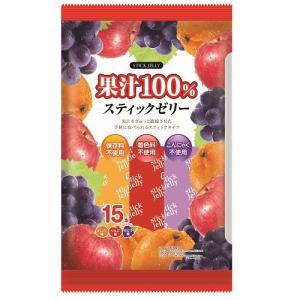 リボン 18本果汁100%スティックゼリー royal-net