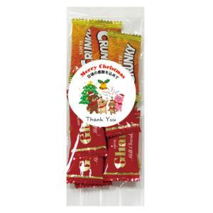 おてごろ クリスマスガーナ&クランキー 8枚×12袋|royal-net