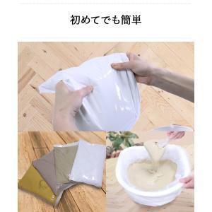 簡単 練り漆喰 4kg×5袋 tsk | リフ...の詳細画像2