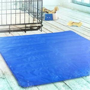 ペット ひんやりマット 90X90cm | 犬 猫 敷きパッド ペットシート ペットマット 冷却ジェルマット ひんやり敷きパッド 敷きパット 敷パッド 敷パット|royal3000