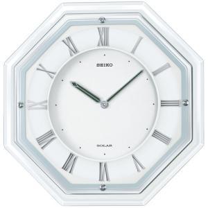 代金引換不可 セイコーソーラー電波掛時計 |  seiko セイコークロック 新築祝い 結婚祝い リビング ブランド 電波ソーラー ソーラー電波時計|royal3000