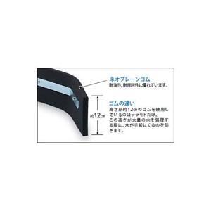 代金引換不可 床用水切ワイパー150cm用スペアゴム (業務...