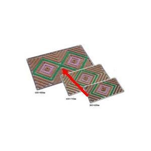 代金引換不可 ダイヤテラマット60×90cm    入口マット 土足 長方形 泥落としマット 屋外マット royal3000