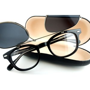 Classic 職人CollectionCL-42 C1度付きメガネ跳ね上げサングラス 送料無料 royalmoon-00