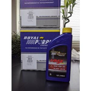 【正規輸入】ロイヤルパープルオイル royal purple HMX 5W-30 1qt|royalpurple