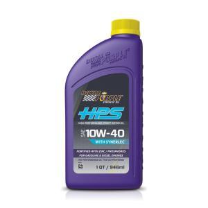 【正規輸入】ロイヤルパープル royal purple HPS 10W-40 1qt|royalpurple