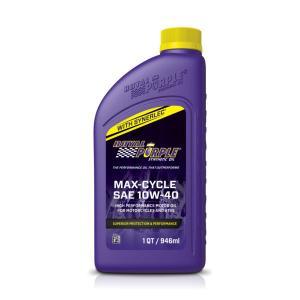 【正規輸入】ロイヤルパープル royal purple Max Cycle 10W-40 1qt|royalpurple