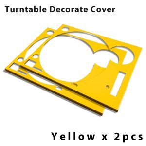 Turntable Decorate Cover For Technichs Turntable S...
