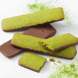 ロイズ バトンクッキー[抹茶25枚入]