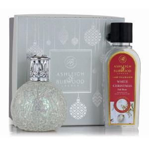 「ザパール&ホワイトクリスマス」フレグランスランプギフトボックス アシュレイ&バーウッド|rozest
