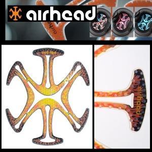 TWO WHEEL COOL AirHead エアーヘッド Flames