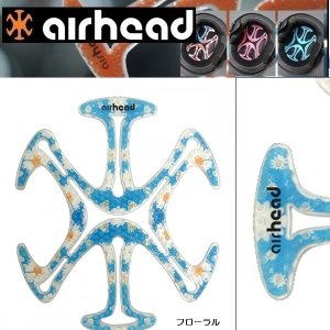 TWO WHEEL COOL AirHead エアーヘッド フローラル
