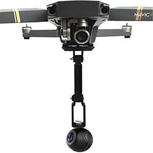 Bestmaple DJI Mavicドローン360 VR度パノラマカメラジンバル三脚ヘッドHangingホルダースタビライザーブレスレット|rrcompany
