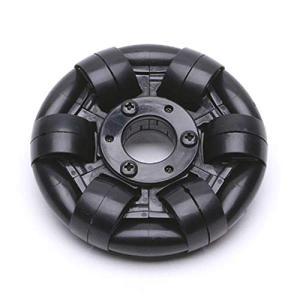 なめらかオムニホイール (Φ55mm) 台車・タイヤ ヴイストン|rrcompany
