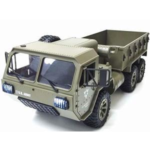 HEMTTアメリカ軍重高機動戦術トラックUS.ARMYミリタリー型6輪駆動1/12ラジコンカーRC「TG-SIX」|rrcompany