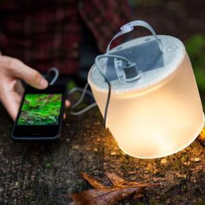スマホへの充電も可能 エムパワード ラックス 2.0Pro ソーラー充電/USB充電 暖色LEDタイプ|rrd