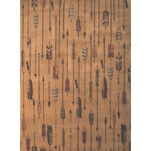 ラグマット Quilted Arrow キルテッドアロー(57cm×80cm) United Weavers of America(ユナイテッド・ウィーバーズ・オブ・アメリカ)|rrd