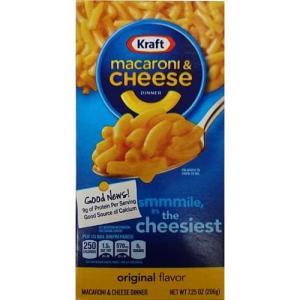 KRAFT クラフト チーズソース付きマカロニ 206g