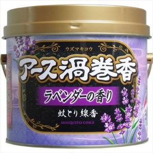 アース渦巻香 蚊とり線香 ラベンダーの香り 30巻|rrr-j